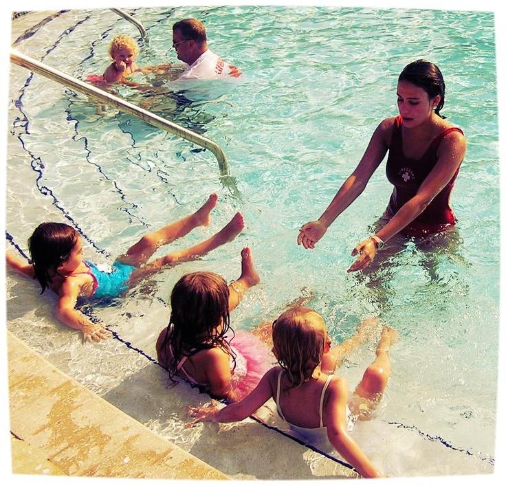 Swim Lessons at Splash Water Park at Nocatee