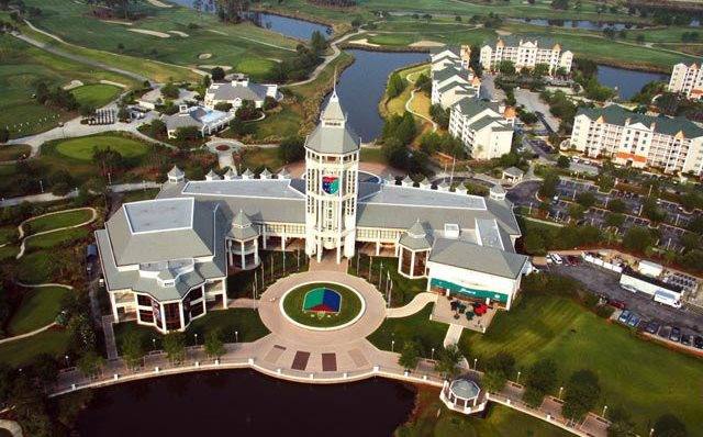 World Golf Hall of Fame and Museum in St. Augustine