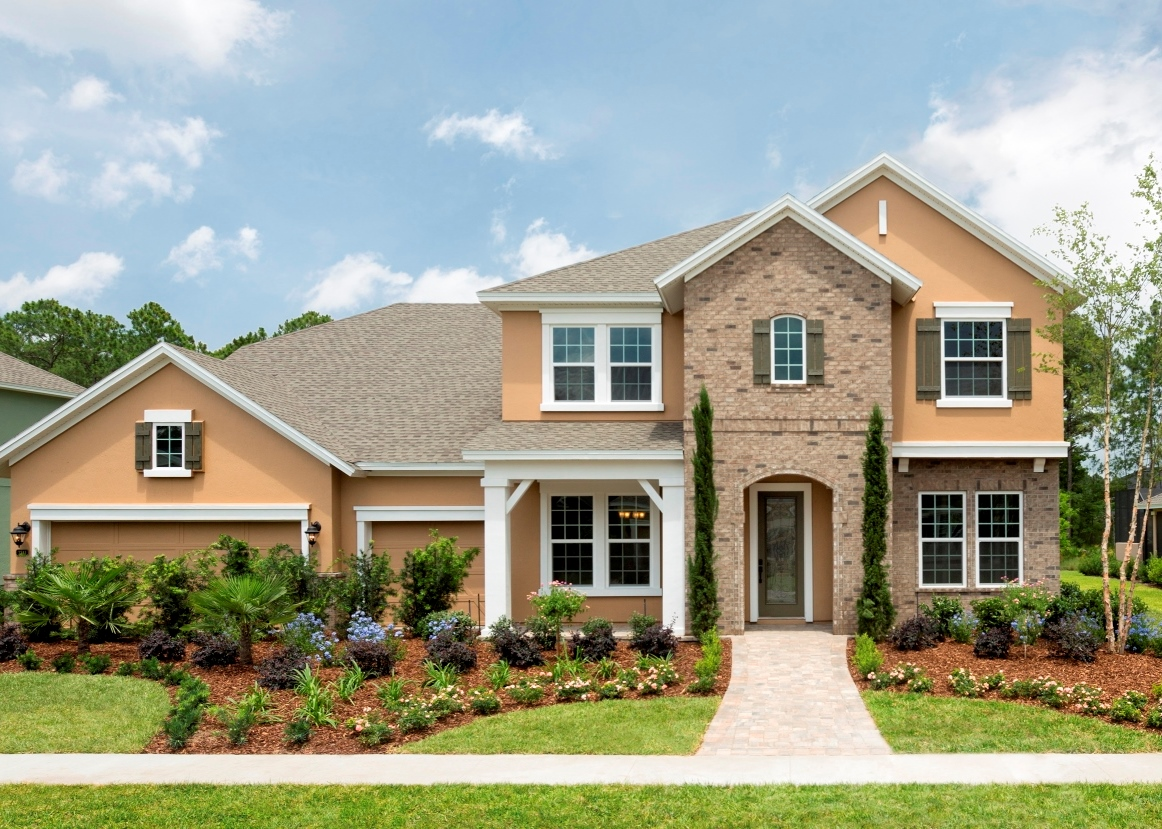 New Construction in Jacksonville Area at Nocatee