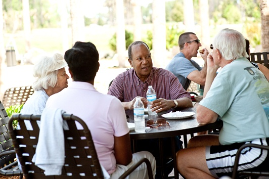 Retirees at Nocatee
