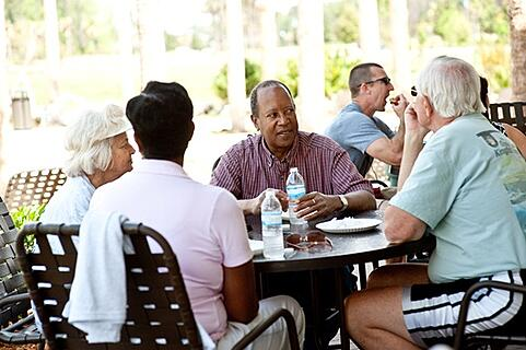 Retirees at Nocatee