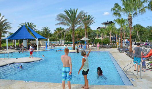 Nocatee Splash Water Park Amenities