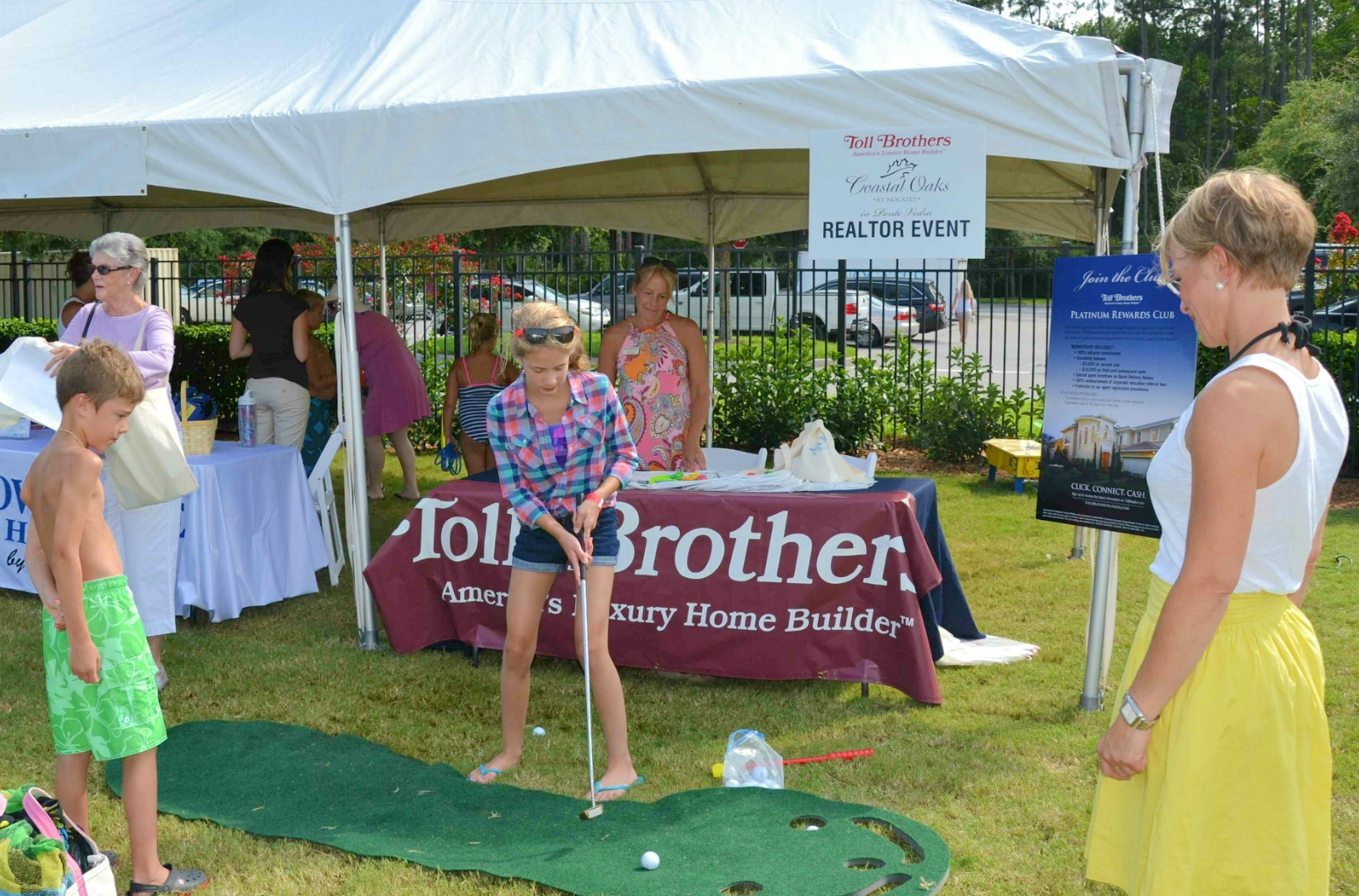 NEFBA SMC Real Estate Industry Event at Nocatee