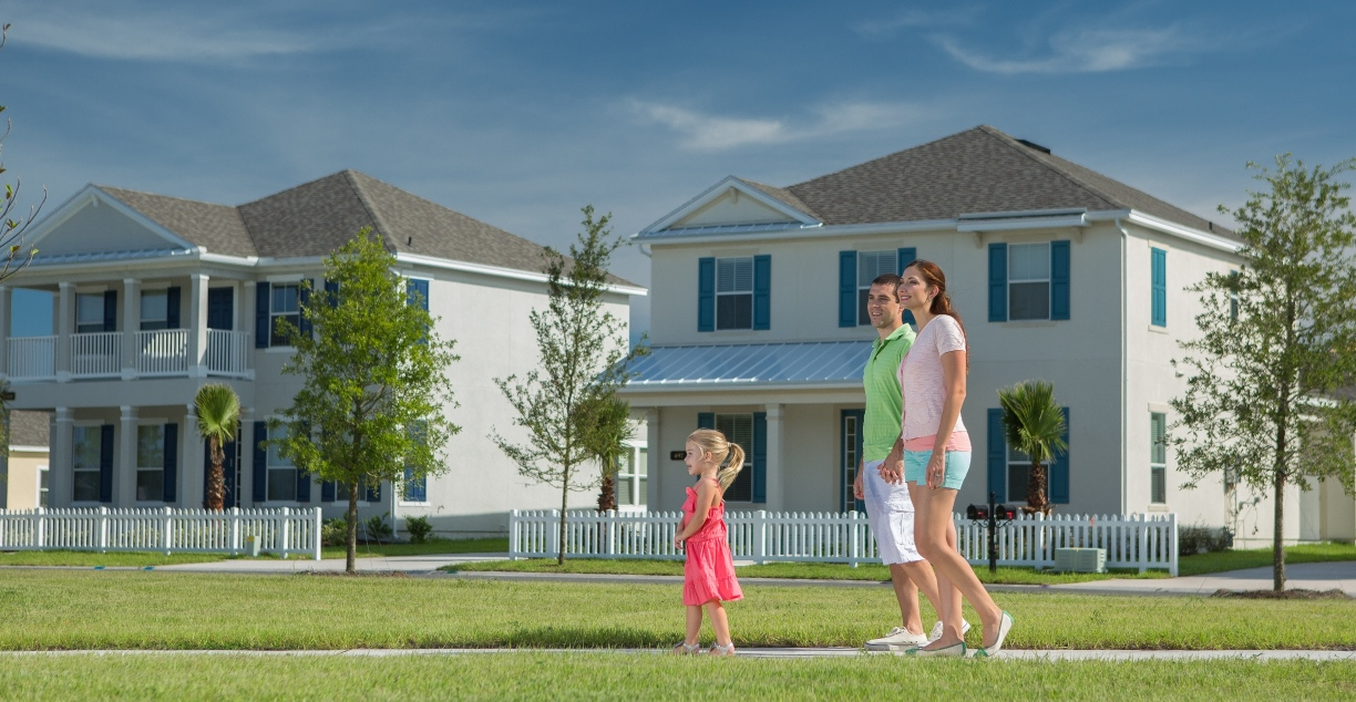 New Nocatee homeowners in Lakeside at Town Center