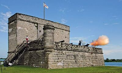 Fort Matanzas State Park St. Augustine