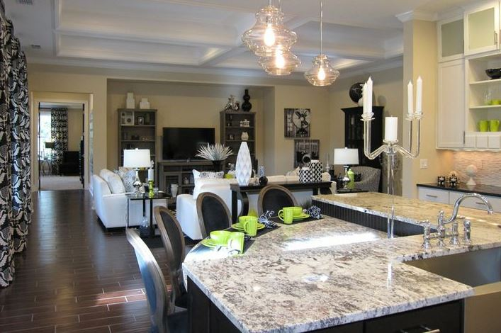 Providence Homes in Greenleaf Village at Nocatee