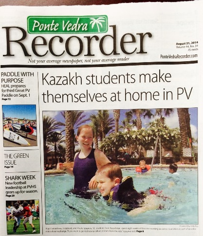 Nocatee in The Ponte Vedra Recorder