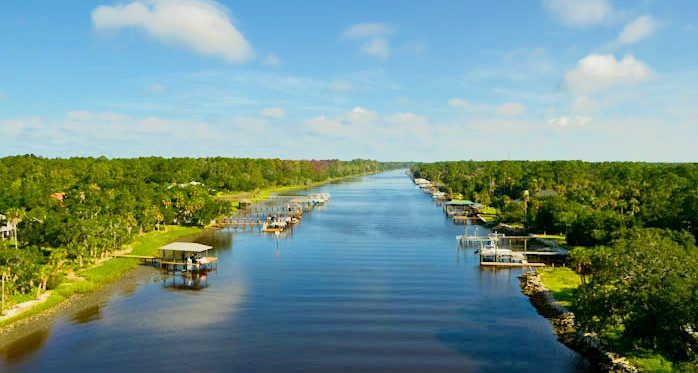 Nocatee Kayak and Paddle Sports Intracoastal Waterway Launch