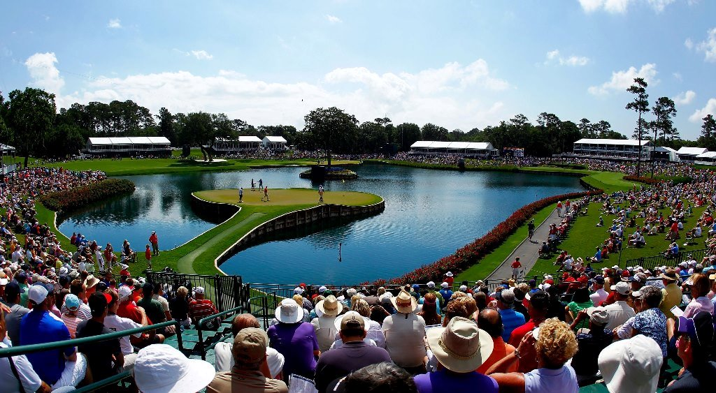 The Players Championship at Ponte Vedra, Florida