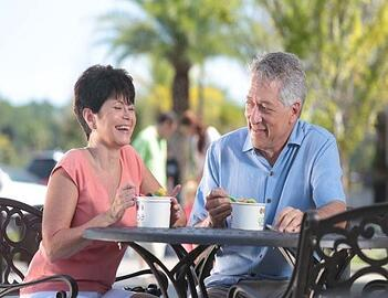 Empty Nesters and Retirees at Nocatee