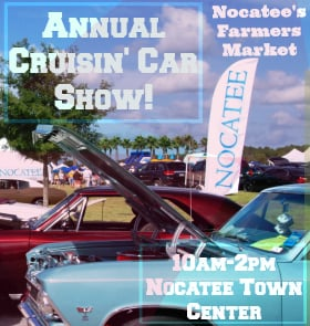 Crusin Car Show and Nocatee Farmers Market
