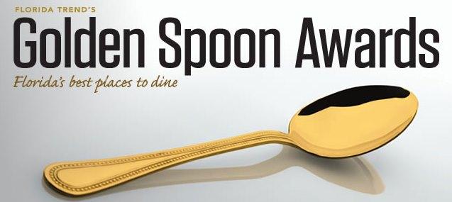 Florida Trend Golden Spoon Awards in Northeast Florida