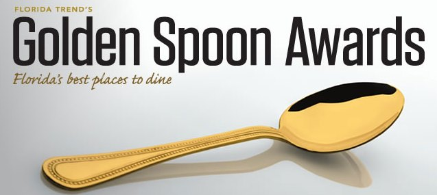 Florida Trend Golden Spoon Awards in Northeast Florida