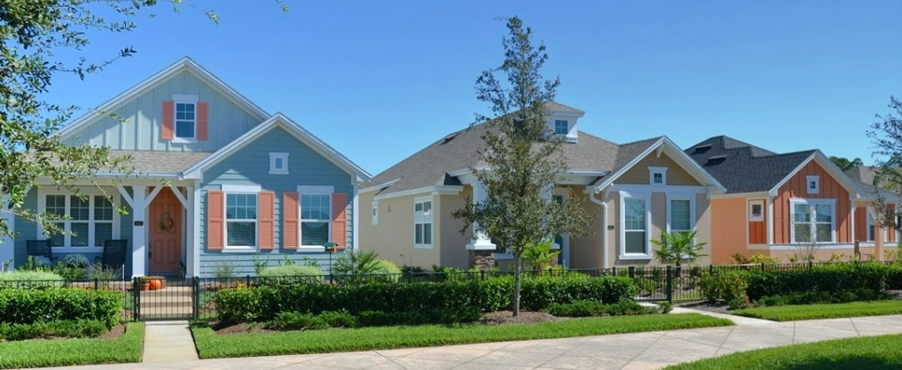 First time Home Buyers in Enclave at Town Center