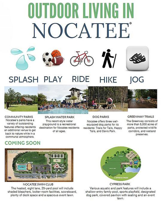 outdoor living at nocatee ponte vedra florida