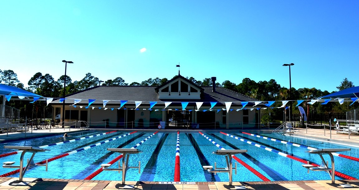 Nocatee Swim Club and Competition Pool