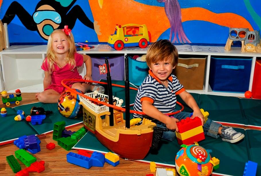 Serenata Beach Club's Kids' Cove for Nocatee Residents