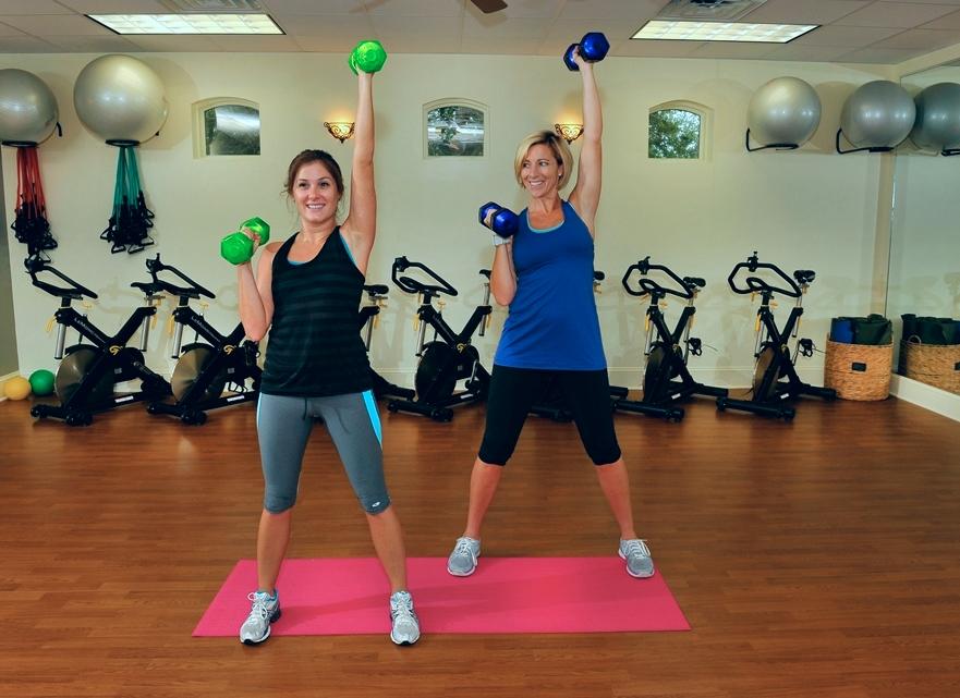 Serenata Beach Club Group Fitness Classes