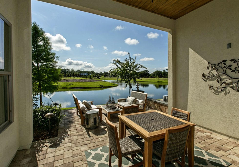 The Villas at Nocatee by Standard Pacific Homes at Nocatee