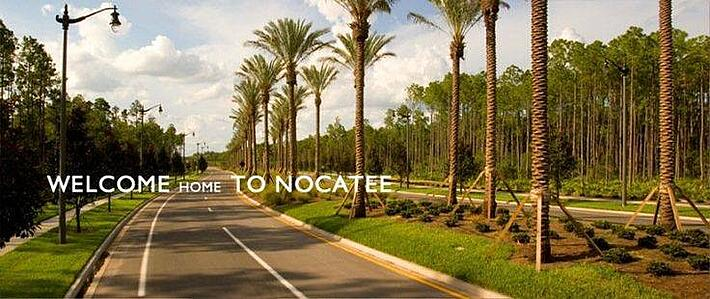 New homes at Nocatee Ponte Vedra Florida