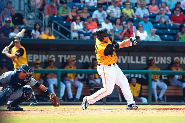 Minor League Baseball in Jacksonville