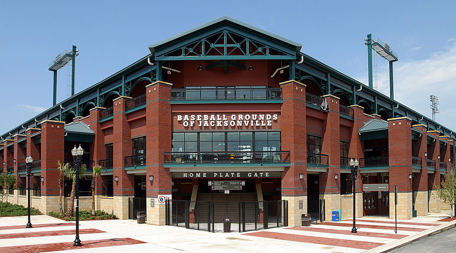 Baseball Grounds of Jacksonville_Bragan Field