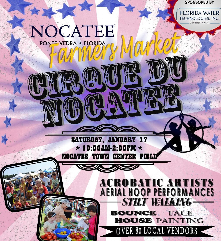 January 2015 Nocatee Farmers Market