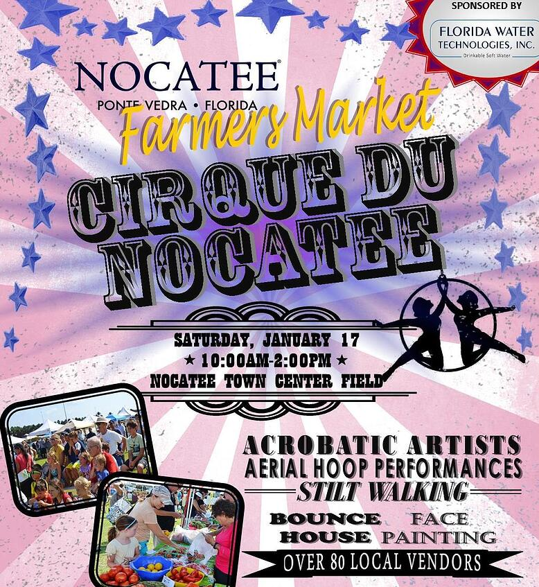 January 2015 Nocatee Farmers Market