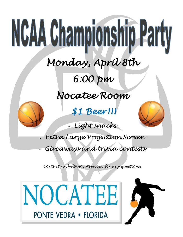 NCAA Championship game at Nocatee