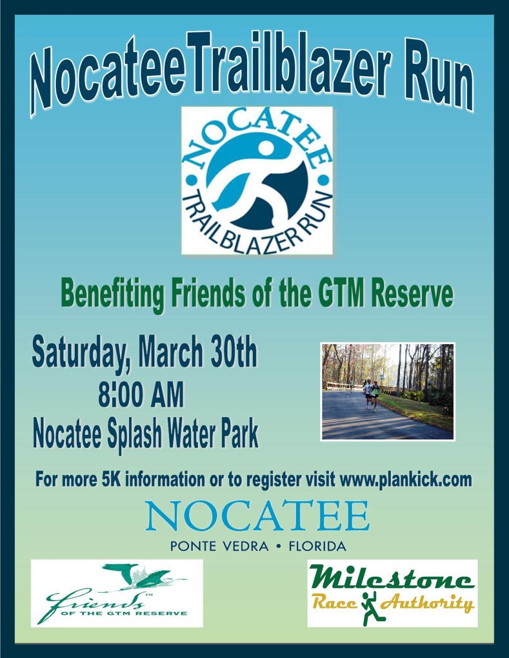 Nocatee events Trailblazer