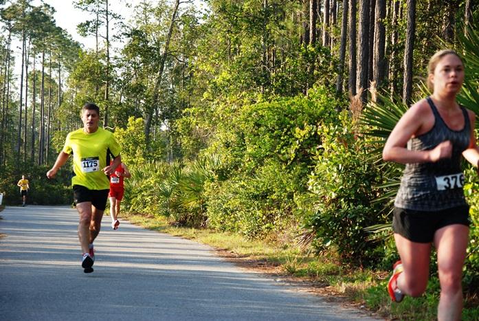 Running Greenway RESIZED