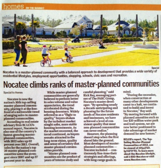 Nocatee News