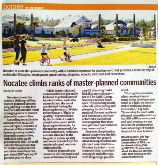 Nocatee News