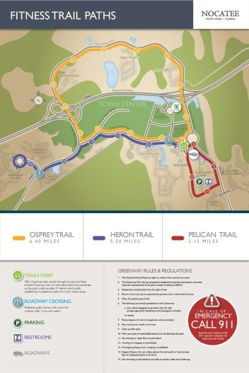Nocatee Fitness Trails