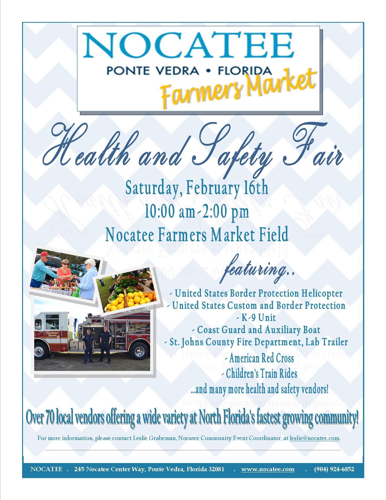 Nocatee Farmers Market event
