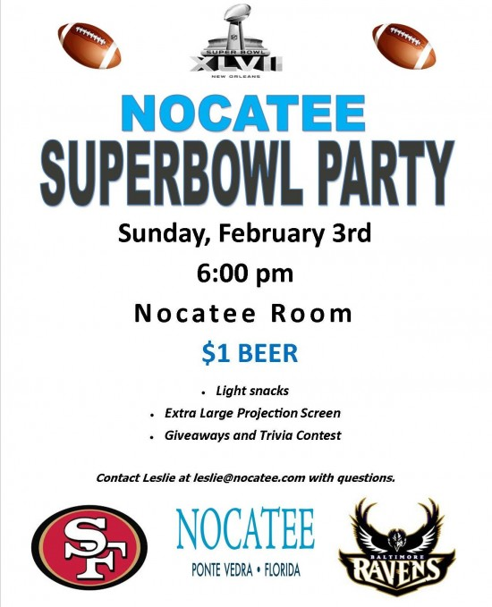 Nocatee Superbowl