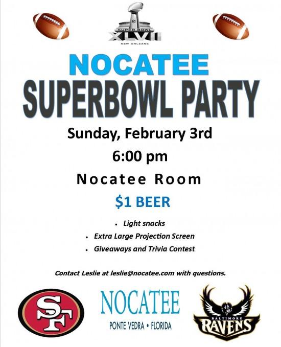 Nocatee Superbowl