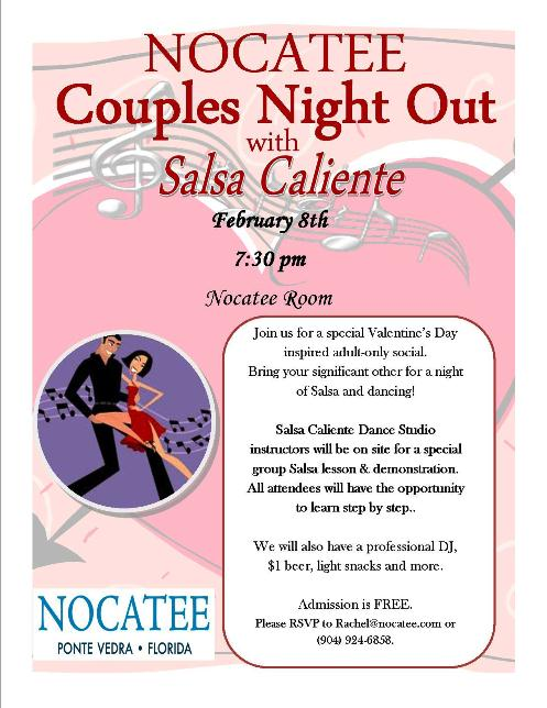 Nocatee events
