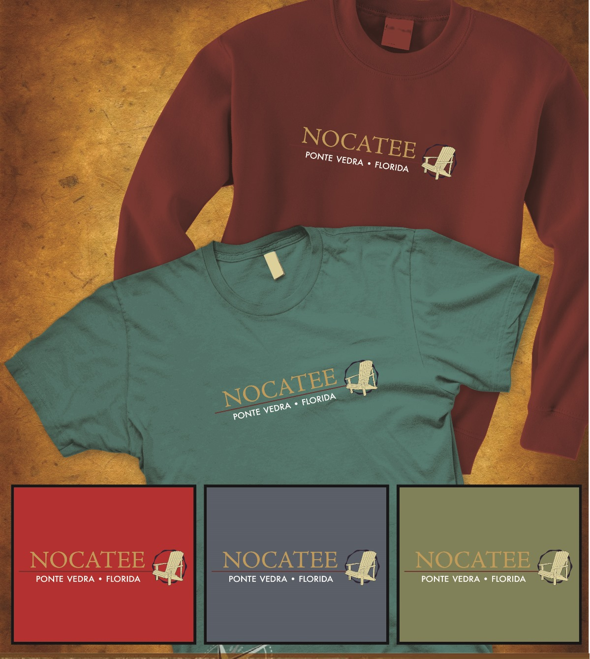 Nocatee Apparel at Ponte Vedra Publix Location