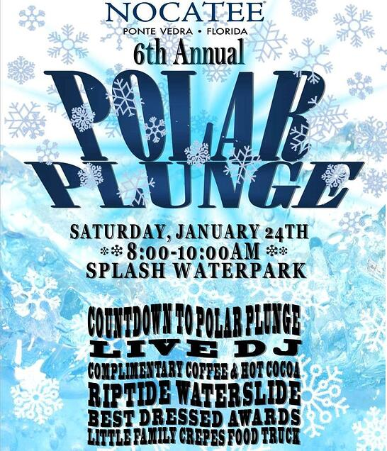 2015 Polar Plunge at Nocatee