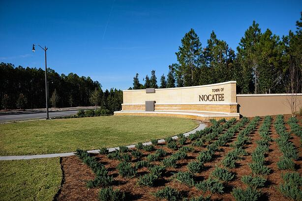 Nocatee Entry Monument RESIZED
