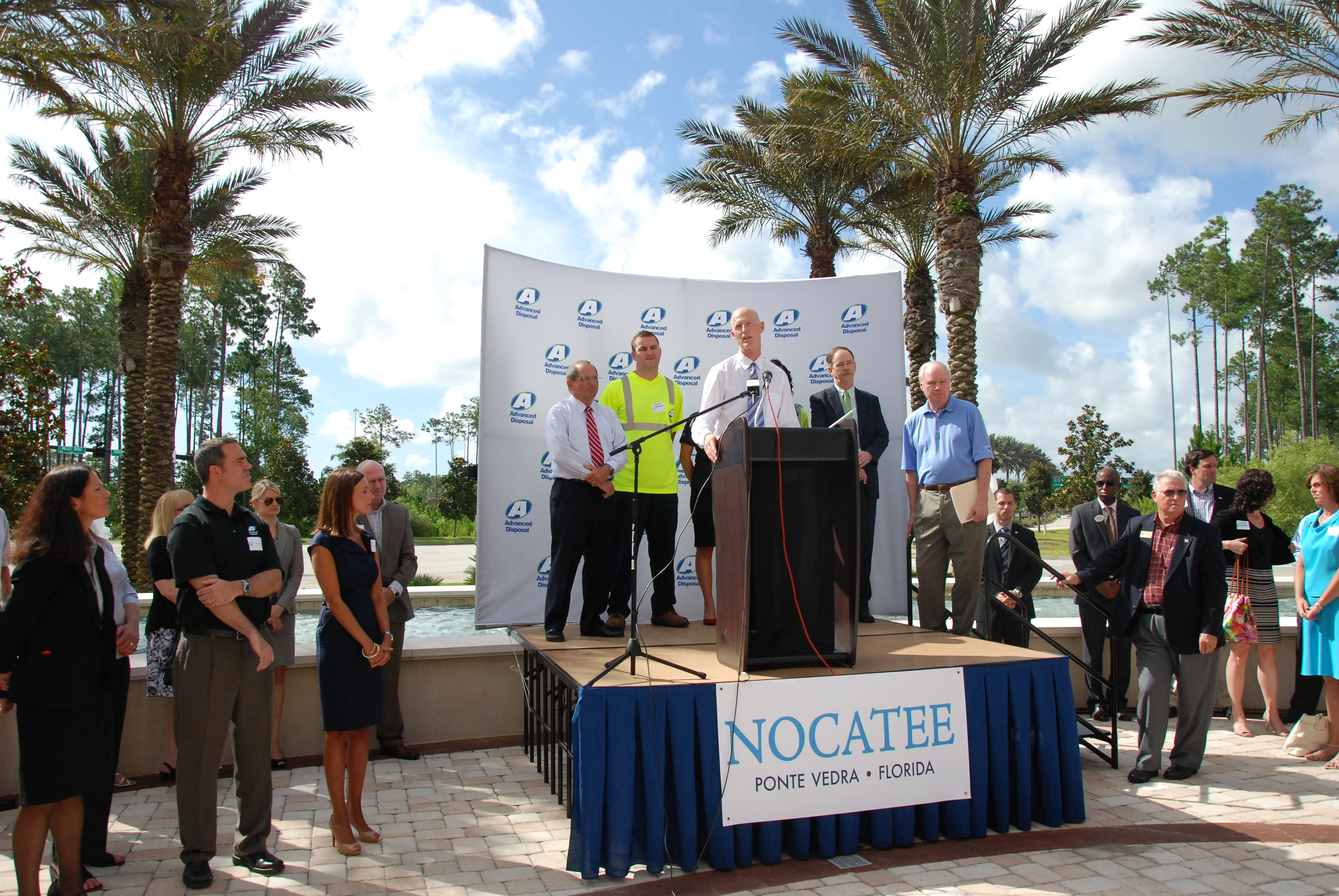 Governor Rick Scott at Nocatee