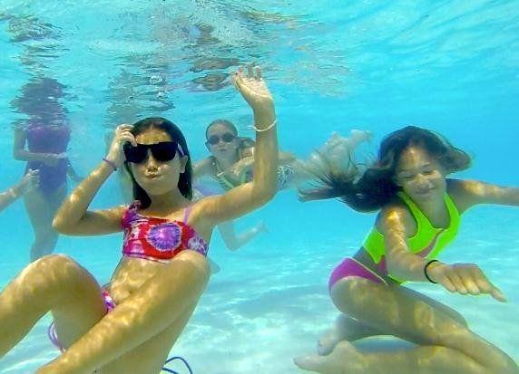 Nocatee swimming