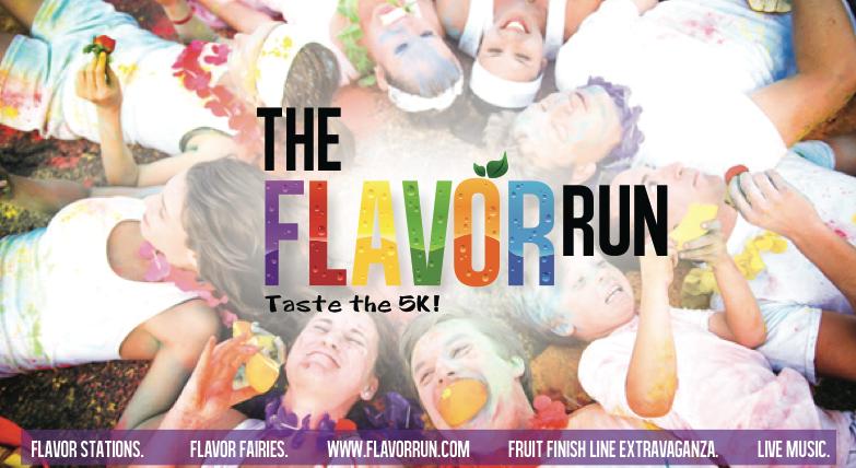 2015 Flavor Run 5k at Nocatee