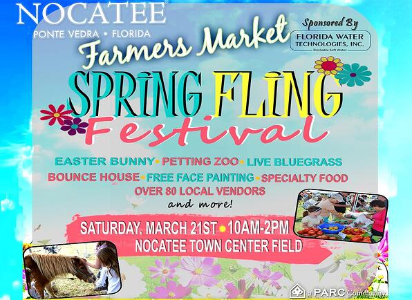 Spring Festival Nocatee Farmers Market