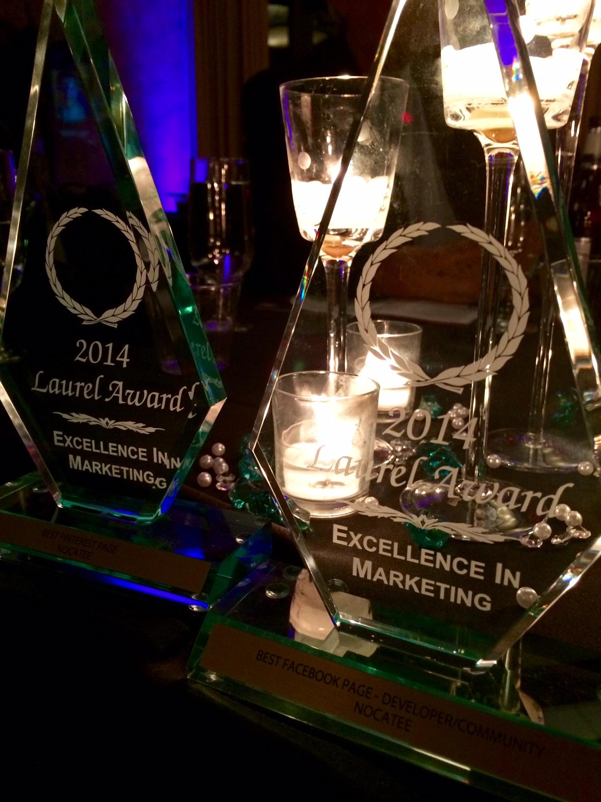 2014 Laurel Awards by NEFBA SMC
