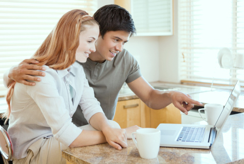 new home search tool and homebuying tips