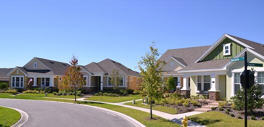 Nocatee Town Center Communities for Downsizing