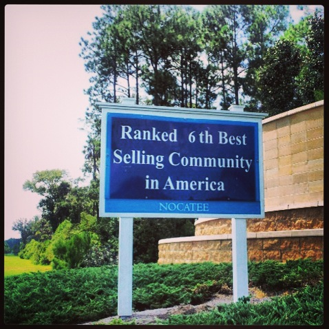 Nocatee - 6th Best Selling Master Planned Community