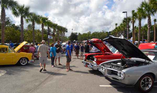 Nocatee Farmers Market and Crusin Car Show